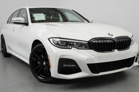Pre-Owned 2020 BMW 3 Series 330i xDrive AWD 4dr Car