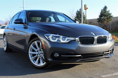 Pre-Owned 2018 BMW 3 Series 330e iPerformance RWD 4dr Car
